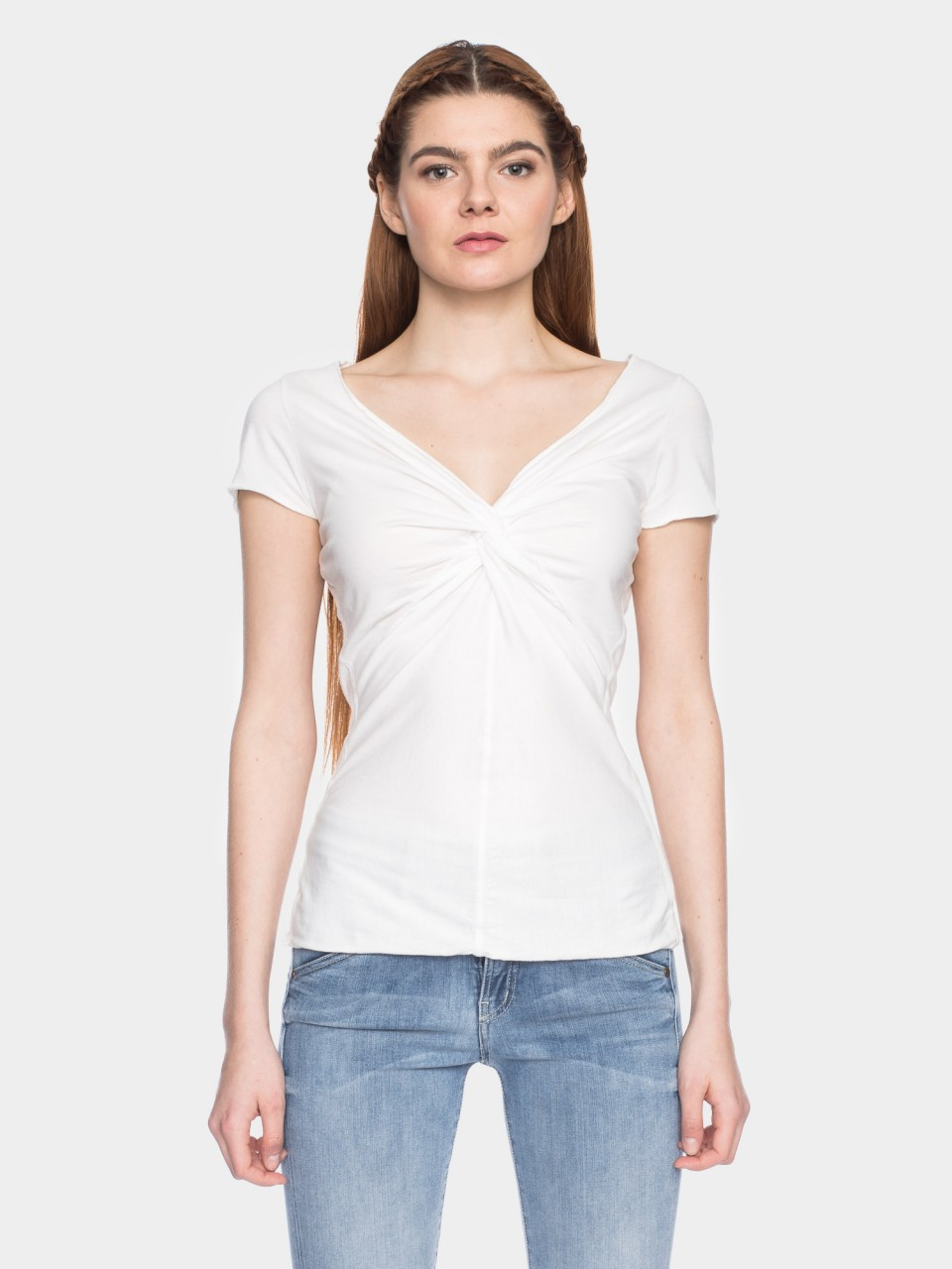 T-Shirt Angie OC WHT