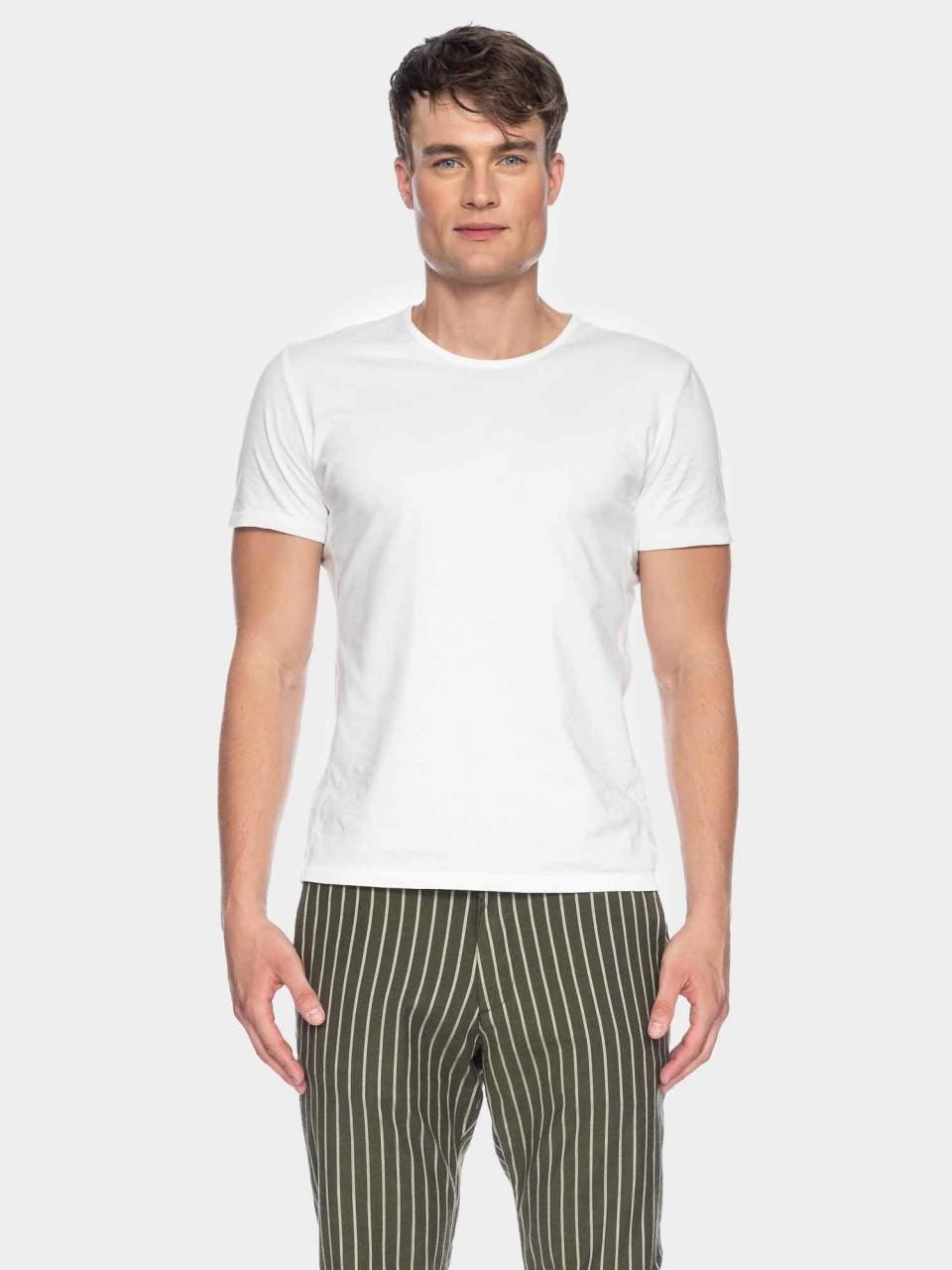 N T-Shirt Pluto OC WHT
