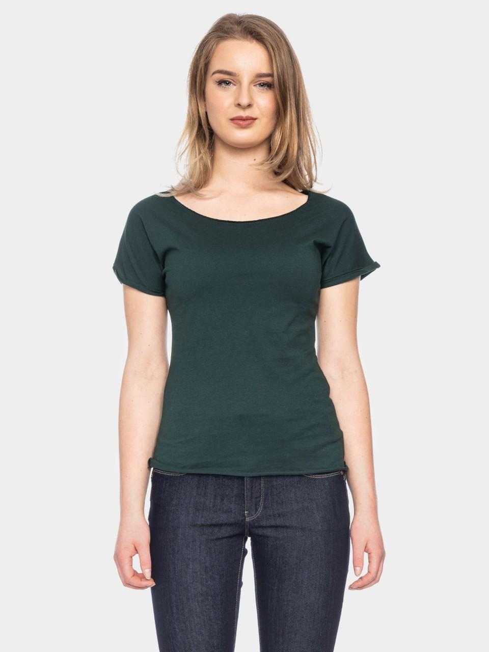 Shirt Cleo GOTS OC DGRN