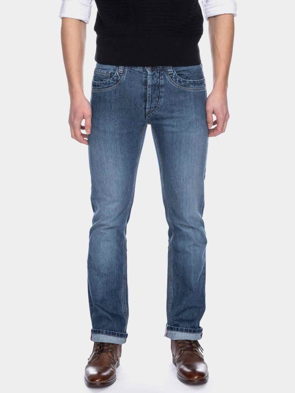 Jeans Egon Baga GOTS BL USD
