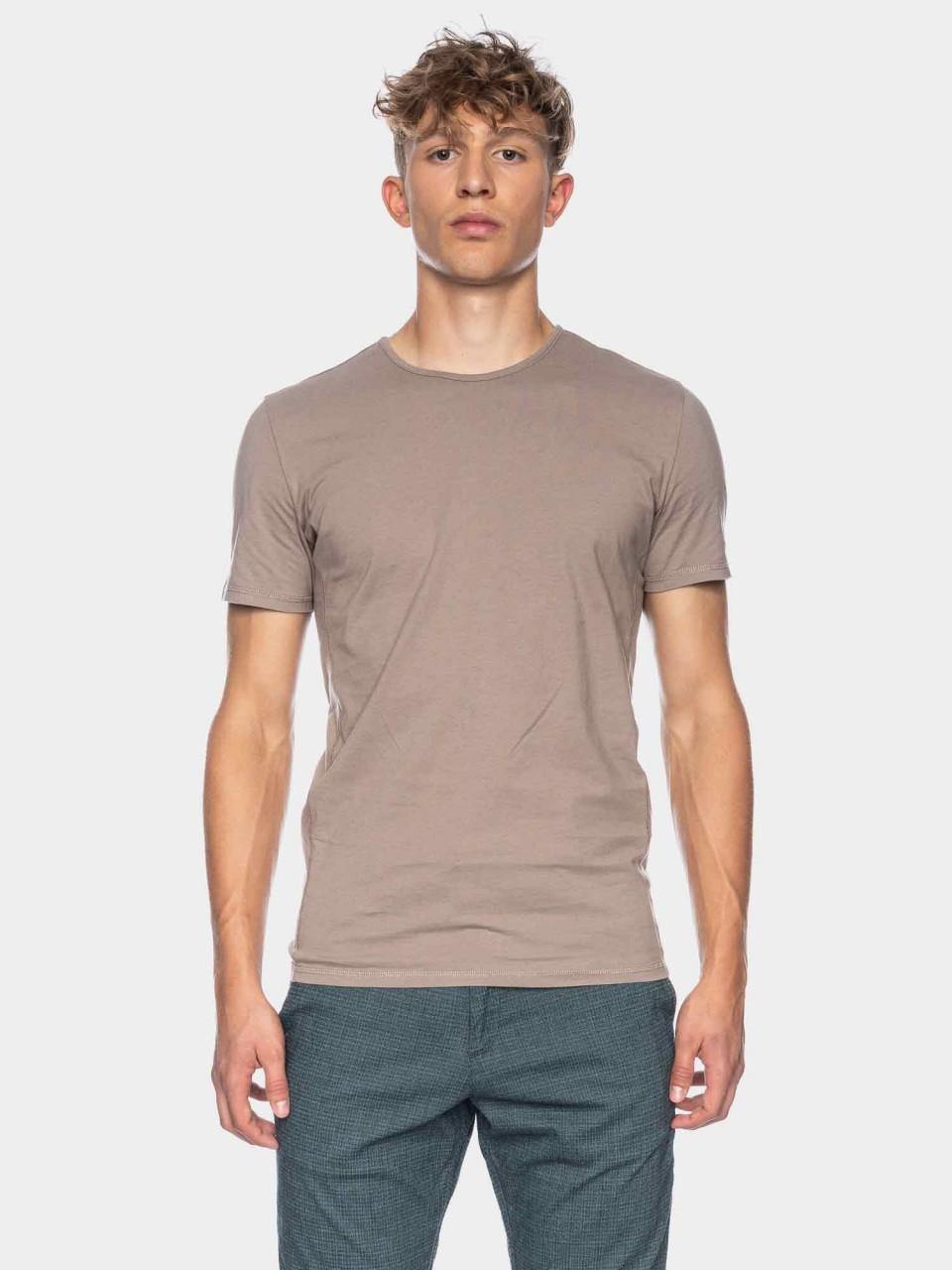T-Shirt Olek GOTS OC CINDER