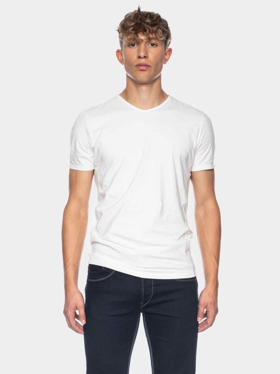 T-Shirt Valerio GOTS OC WHT