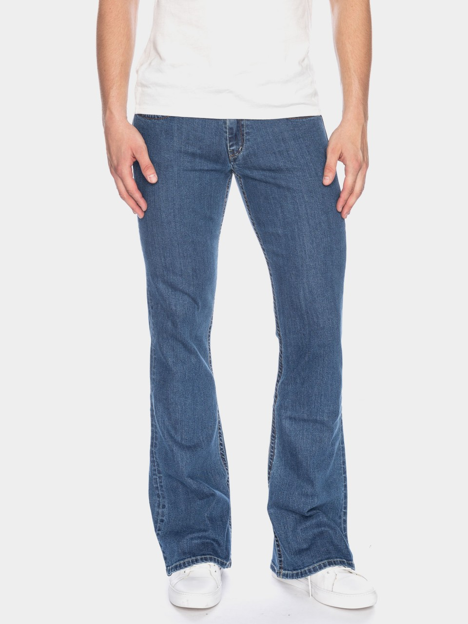 Jeans Fred Assama BL USD GOTS