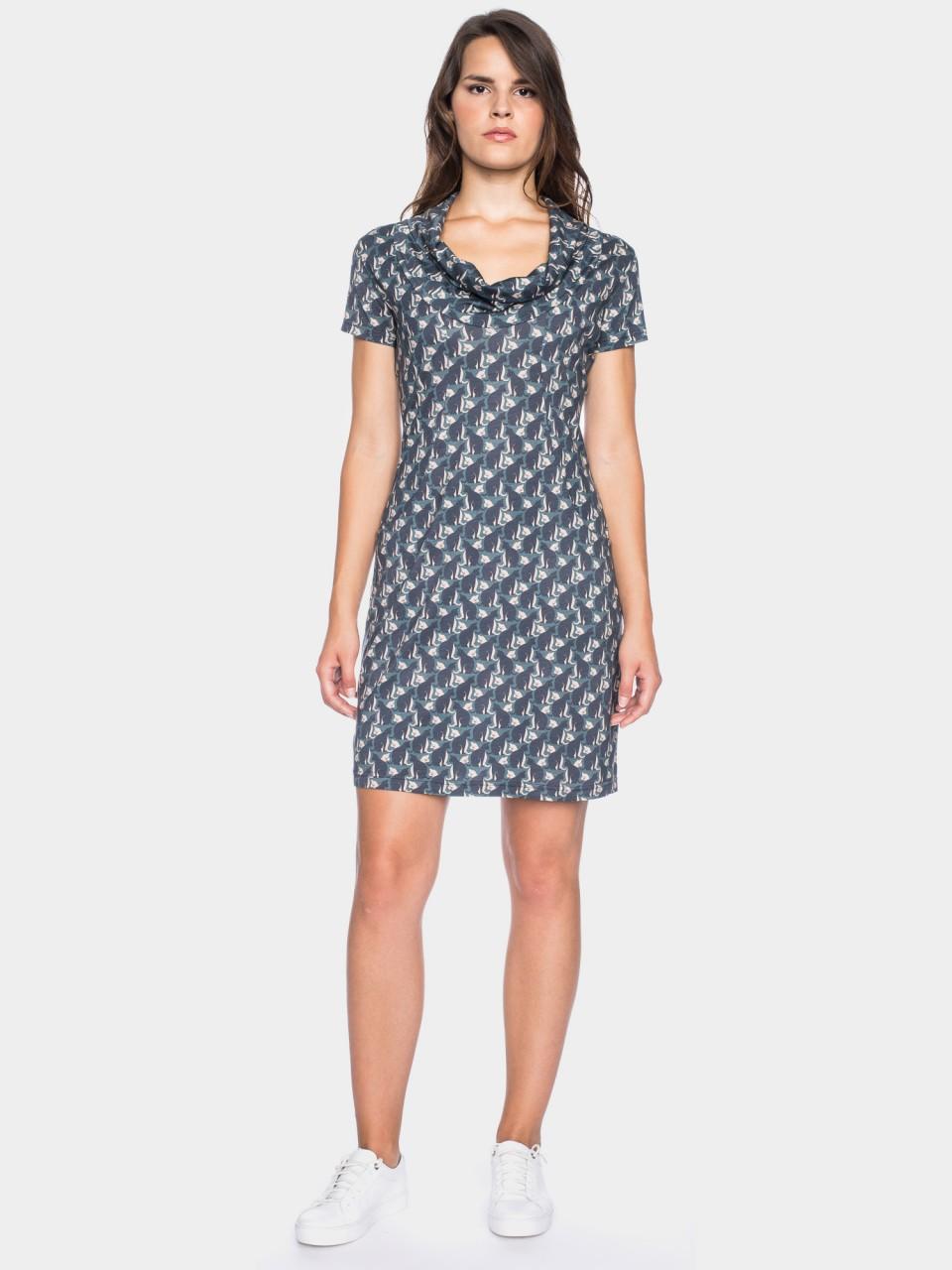 Kleid Erbse CLY/CO 14/027 BL/GR