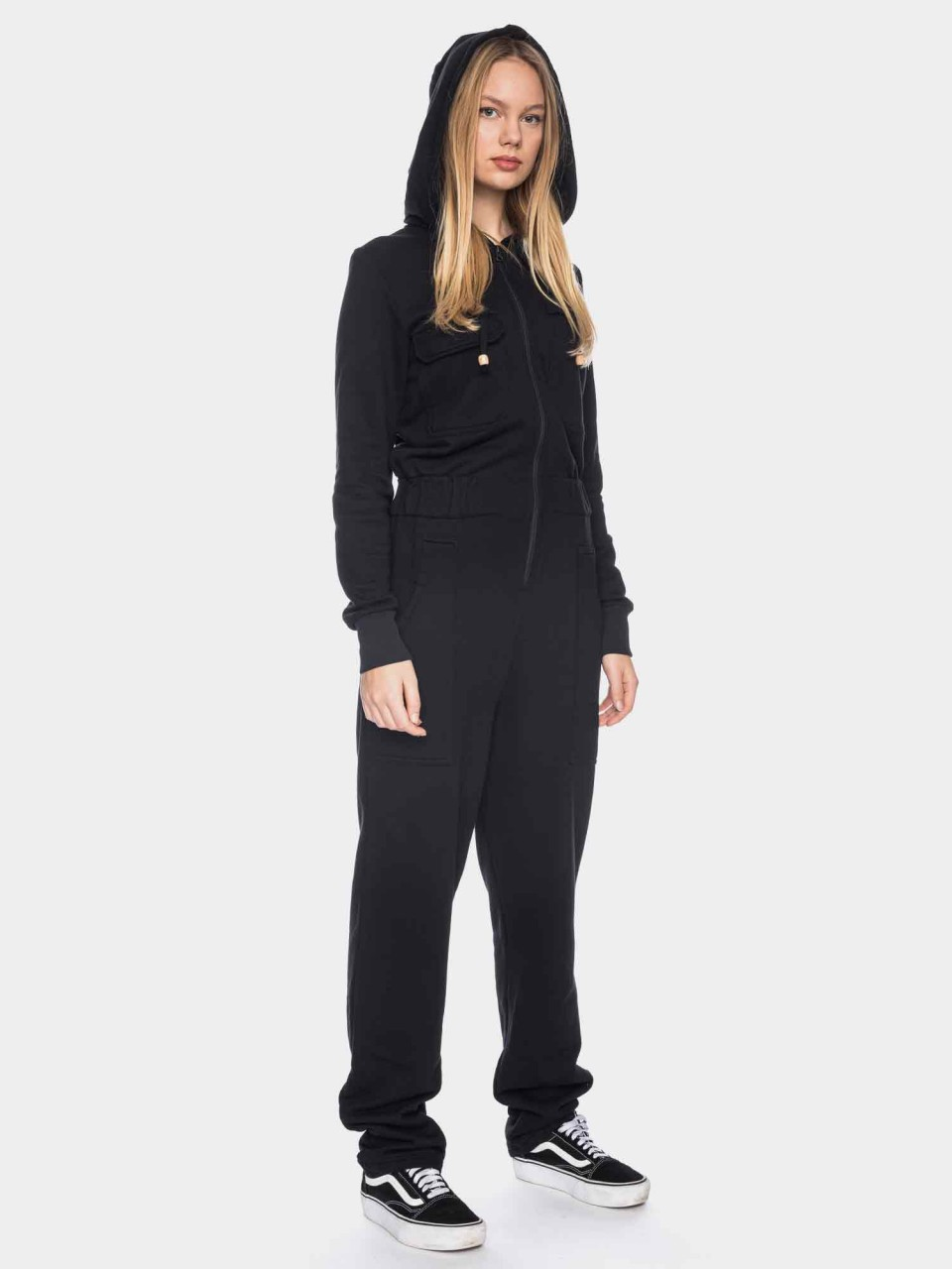 Overall Petra GOTS CO 27/053 BLK