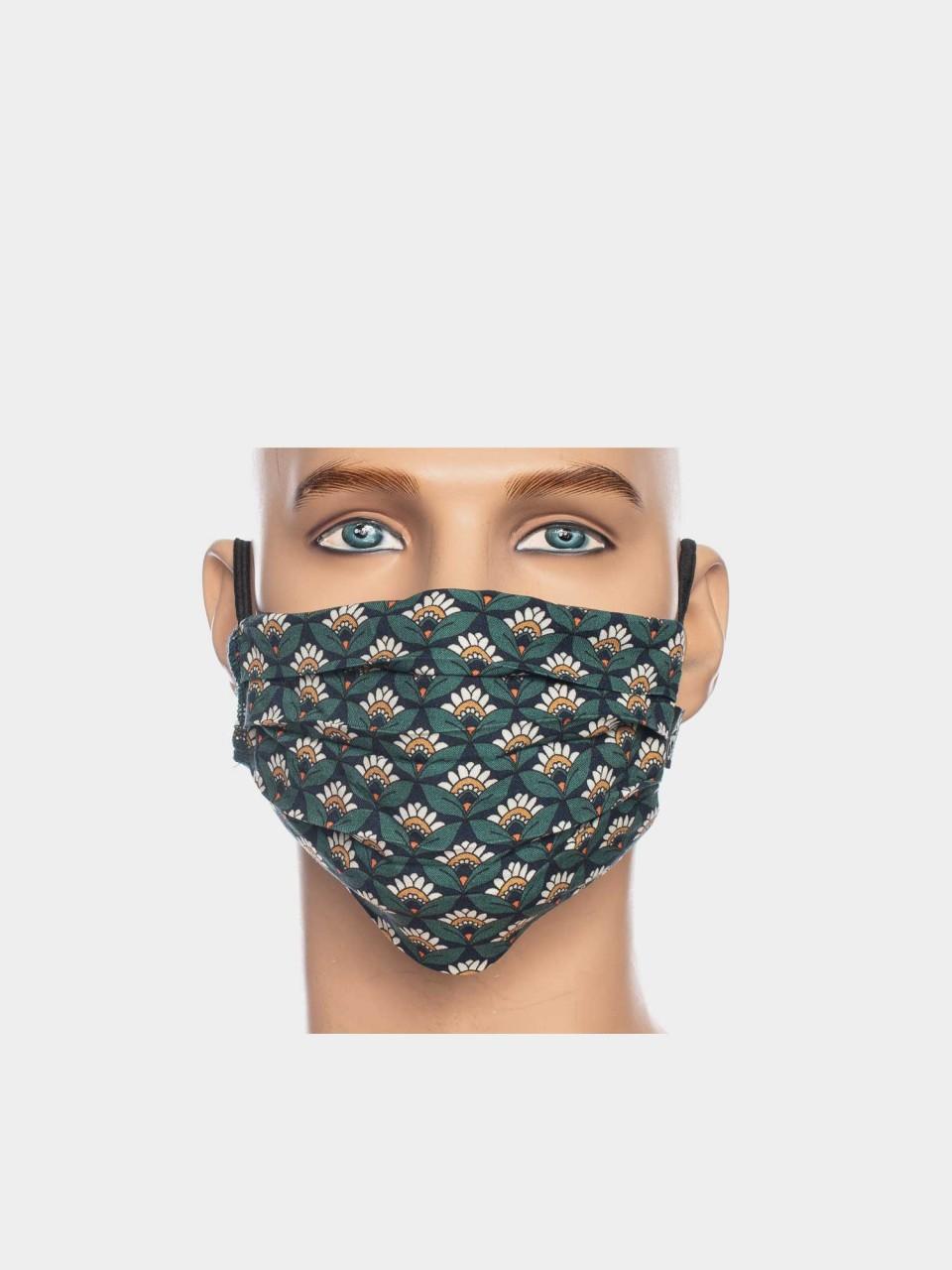 Maske ATO CV 03/049 GRN/BL
