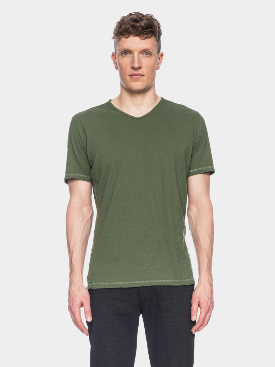 T-Shirt Valerio GOTS OC OLV