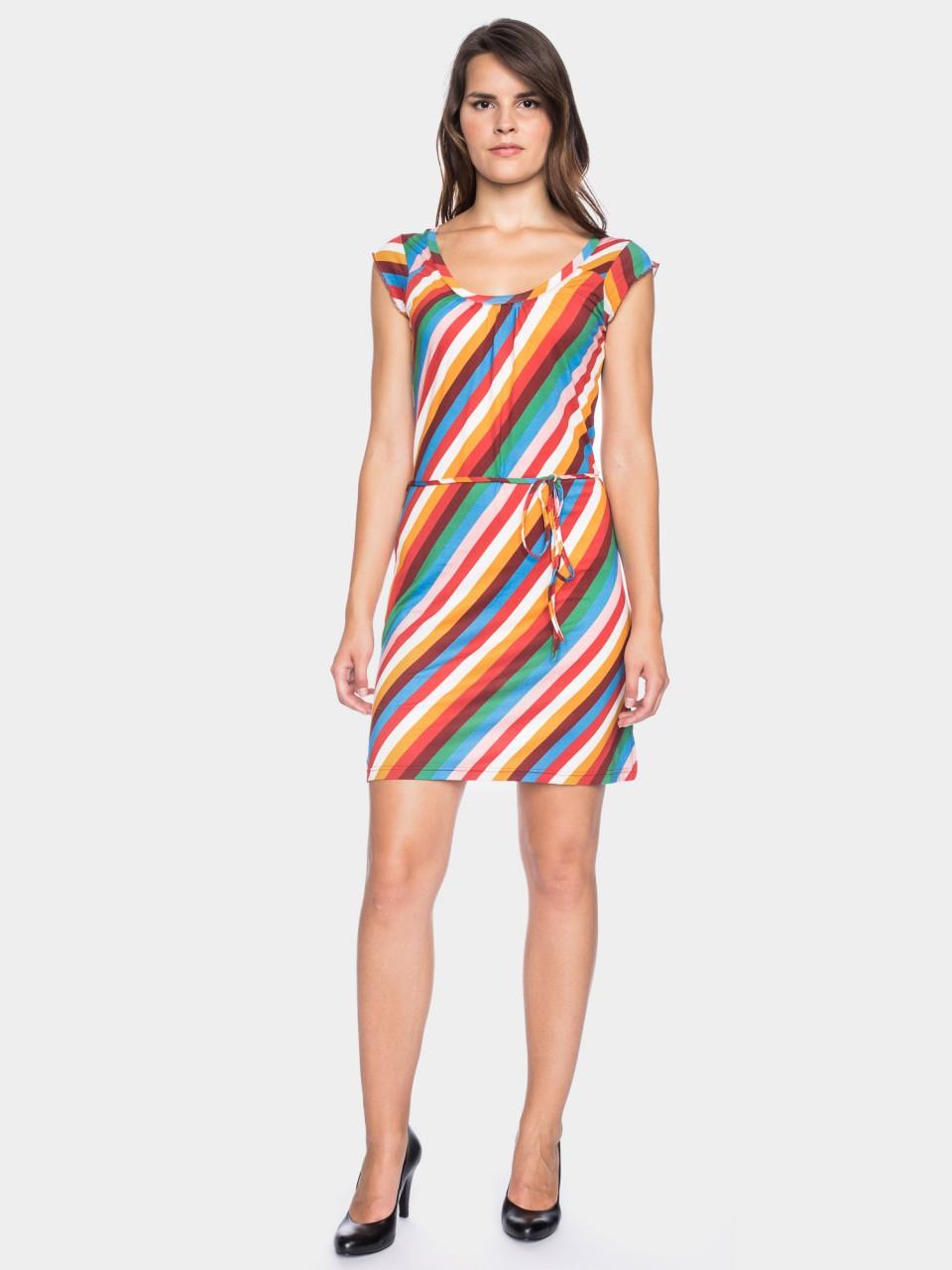 Kleid Rosamunde CLY/CO 14/023 MULTI