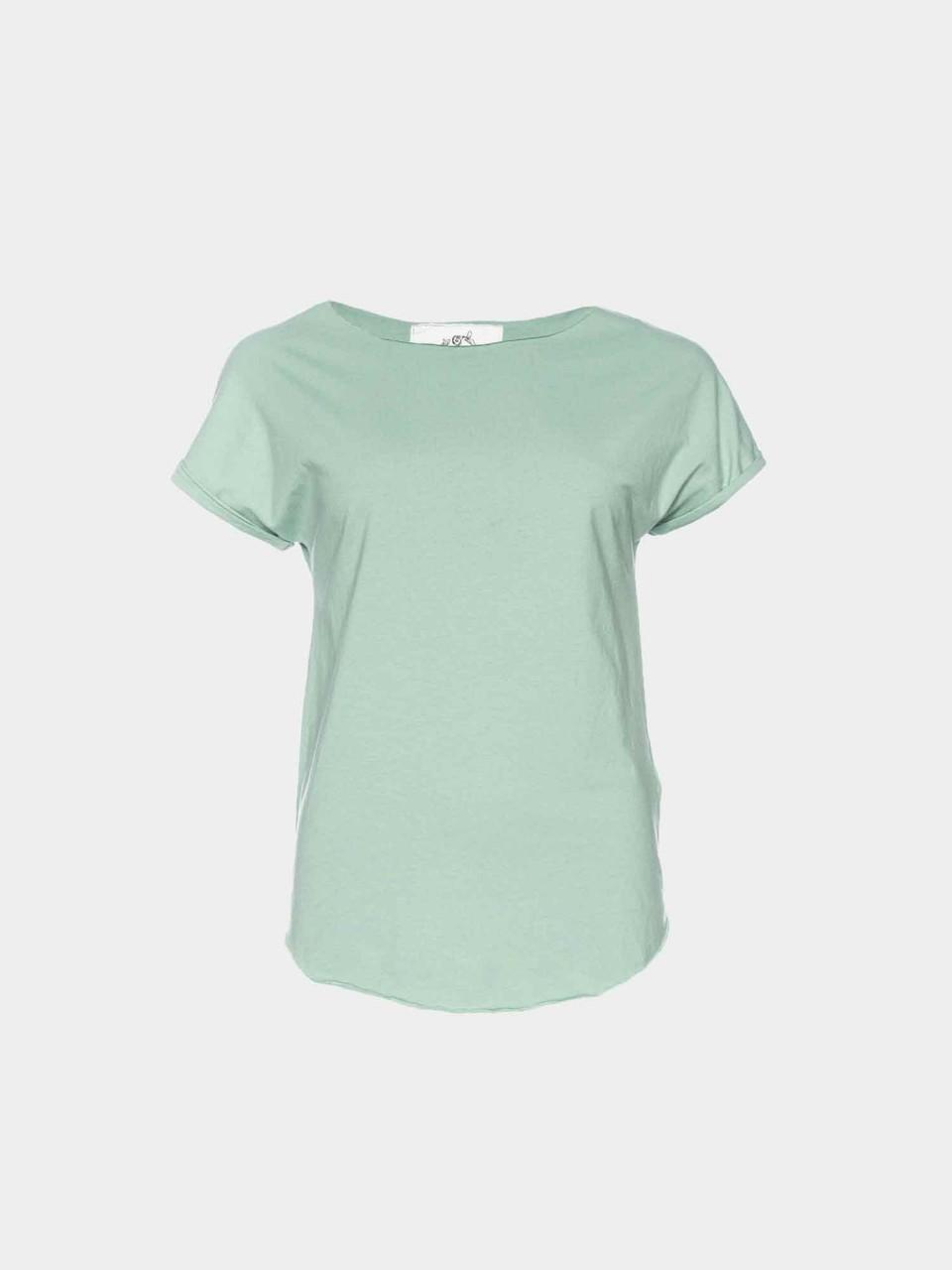 Shirt Cleo GOTS OC GRGRN