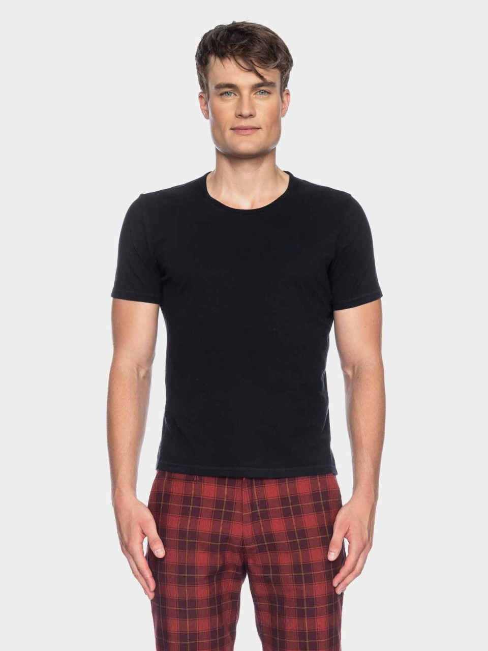 N T-Shirt Pluto OC BLK